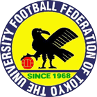 東京都大学サッカー連盟ロゴマーク
