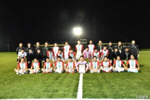 写真提供:全日本大学サッカー連盟